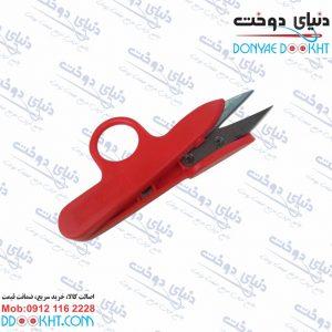 قیچی سرنخ زن درجه یک دسته پلاستیکی